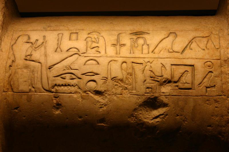Egyptian Hieroglyphs 3 By FoxStox