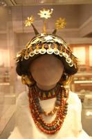 Sumerian Headdress by FoxStox