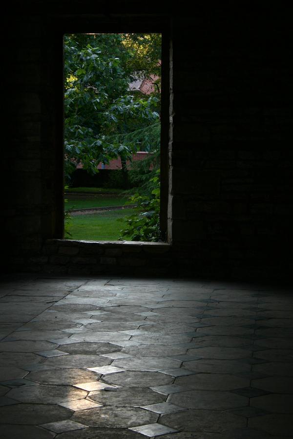 Bare Floor, Open Door by FoxStox