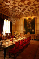 Warwick Castle Interior 3 by FoxStox