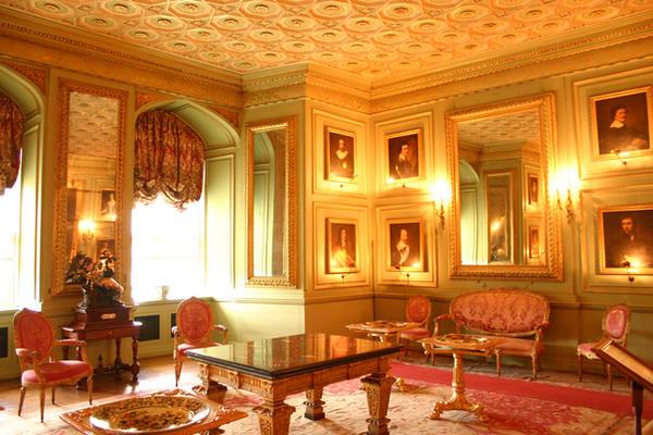 Warwick Castle Interior 4