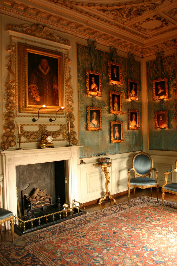 Warwick Castle Interior 5 by FoxStox