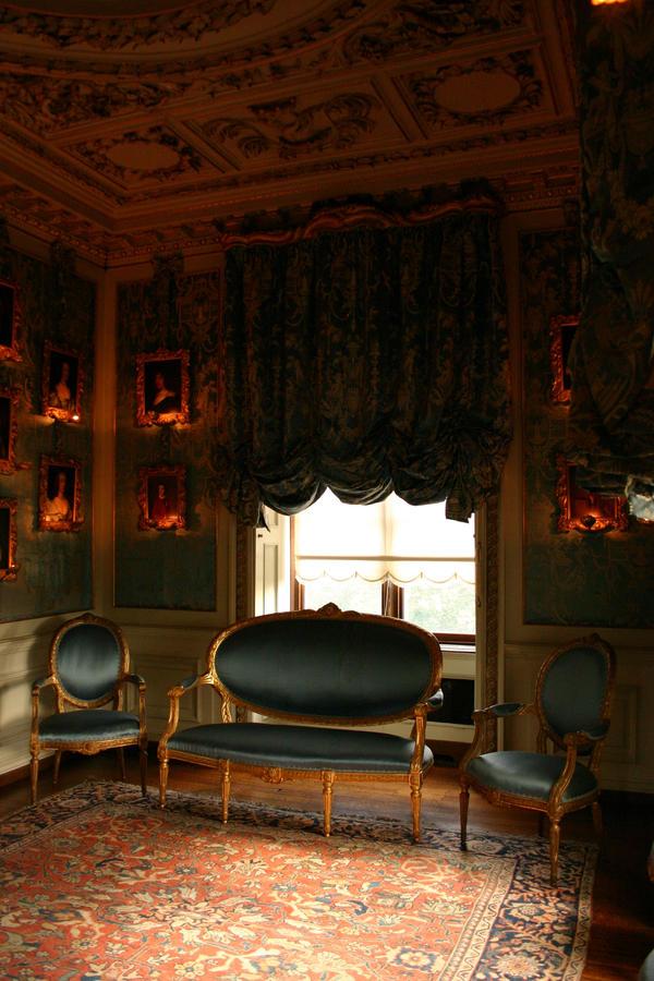 Warwick Castle Interior 6 by FoxStox