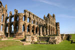 Whitby Abbey Ruins 1