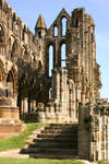 Whitby Abbey Ruins 4