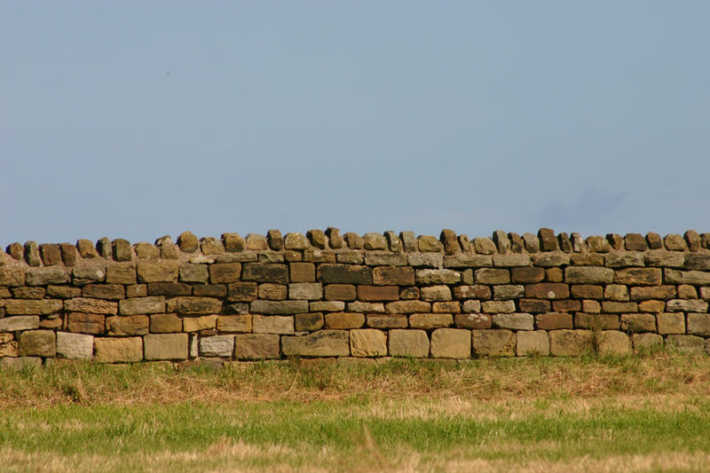 Stone Wall by FoxStox