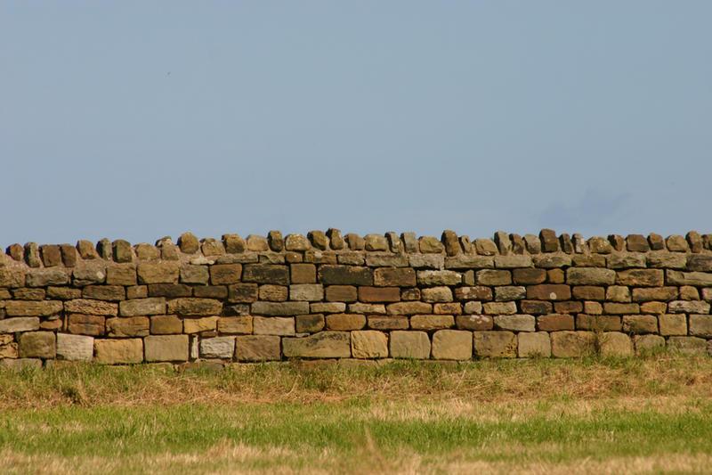 Stone Wall by FoxStox