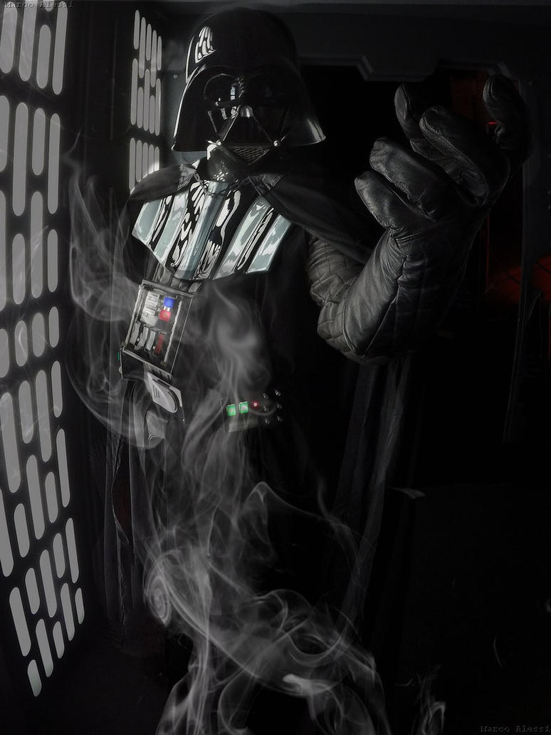 Darth Vader by MarcoAlessi
