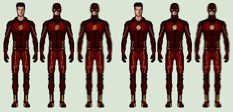 The Flash - CW by vandersonmetal