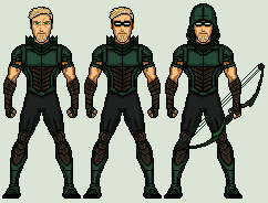 Green Arrow Rebirth by vandersonmetal