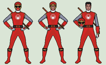 Red Ranger - Power Rangers Ninja Storm by vandersonmetal ...  sc 1 st  DeviantArt & Red Ranger - Power Rangers Ninja Storm by vandersonmetal on DeviantArt