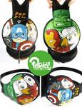 The Avengers Headphone