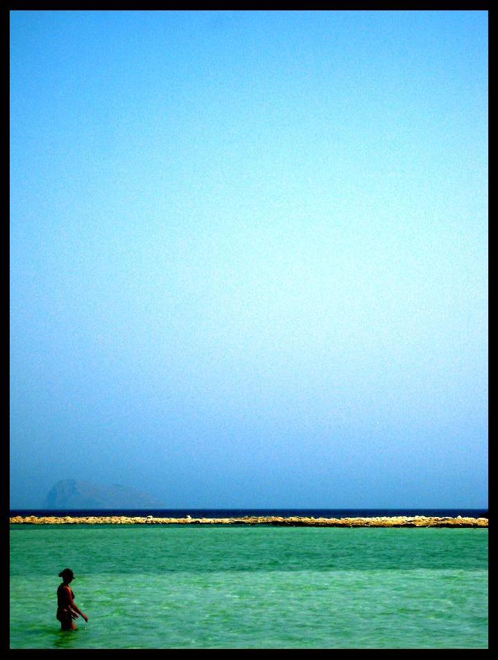 blue blanc by anadim