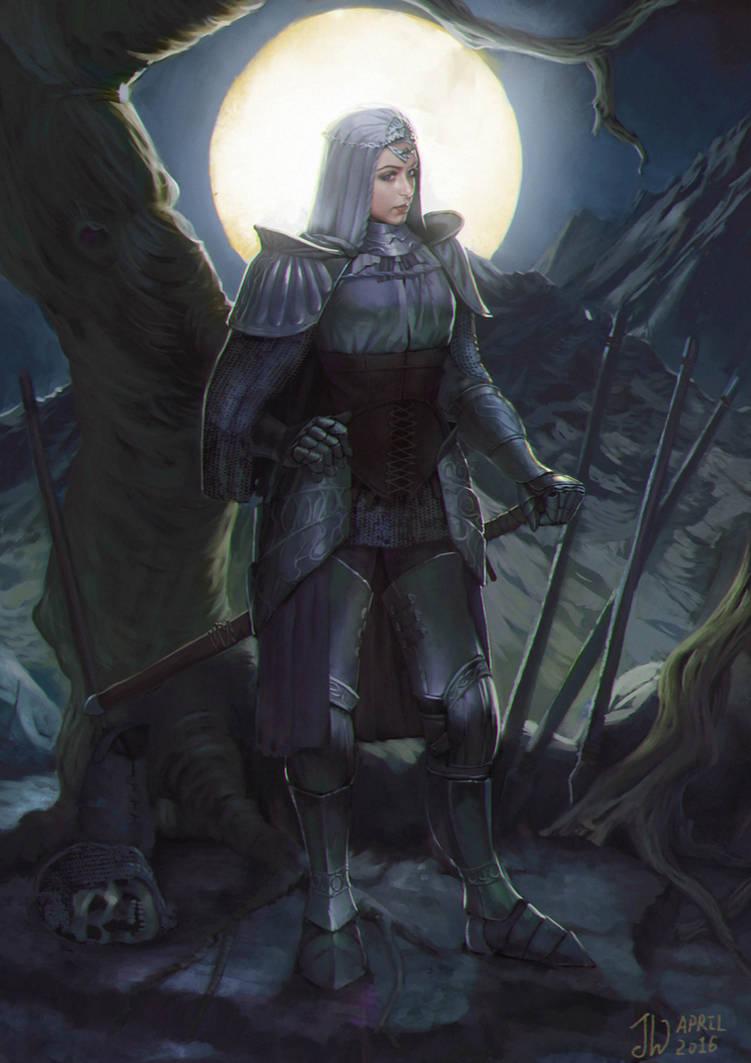Sirris Dark Souls 3