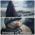 Star Wars/Halo Meme