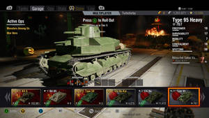 Type 95 Heavy by Turbofurby