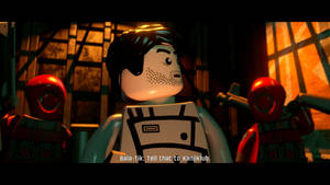 Welcome to LEGO Star Wars The Force Awakens!