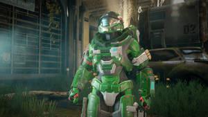Green's Armor Revealed