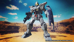 RGM-79N GM Custom by Turbofurby