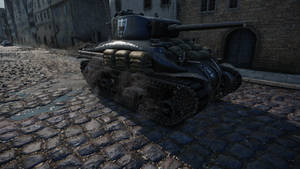 Champion M4 Sherman by Turbofurby