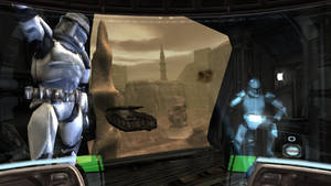 Welcome Back to Star Wars Republic Commando! by Turbofurby
