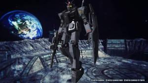 Claudia Melo's Prototype Gundam by Turbofurby