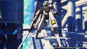 RX-124 Gundam TR-6 [Woundwort] by Turbofurby