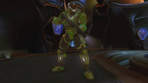 Green's Prototype Mark V Armor