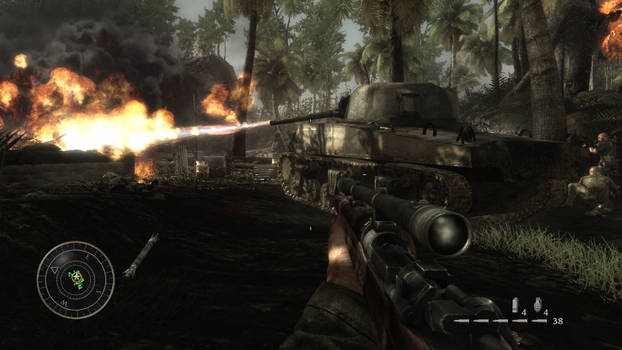 Welcome Back to Call of Duty World at War!
