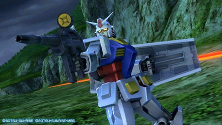 Welcome to Gundam Extreme Vs. Force! by Turbofurby