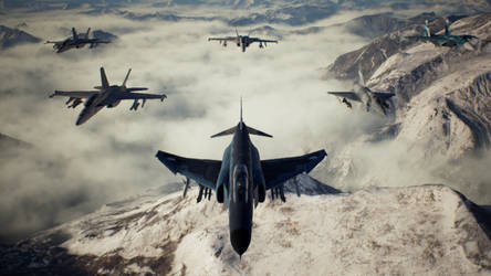 Welcome to Ace Combat 7: Skies Unknown!