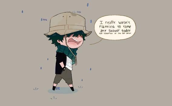 01- In the rain