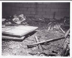Penitentiary debris