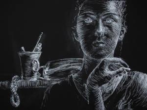 Self portrait-ish