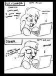 A quick comic of how I feel