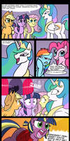 MLP certain references comic