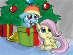Have yourself a filly little Christmas