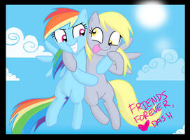 Derpy's autographed photo from... by theX-plotion