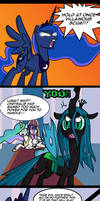 What if Luna was there?