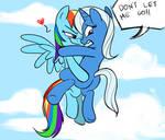 Trixie And Dashy , do you ship it?