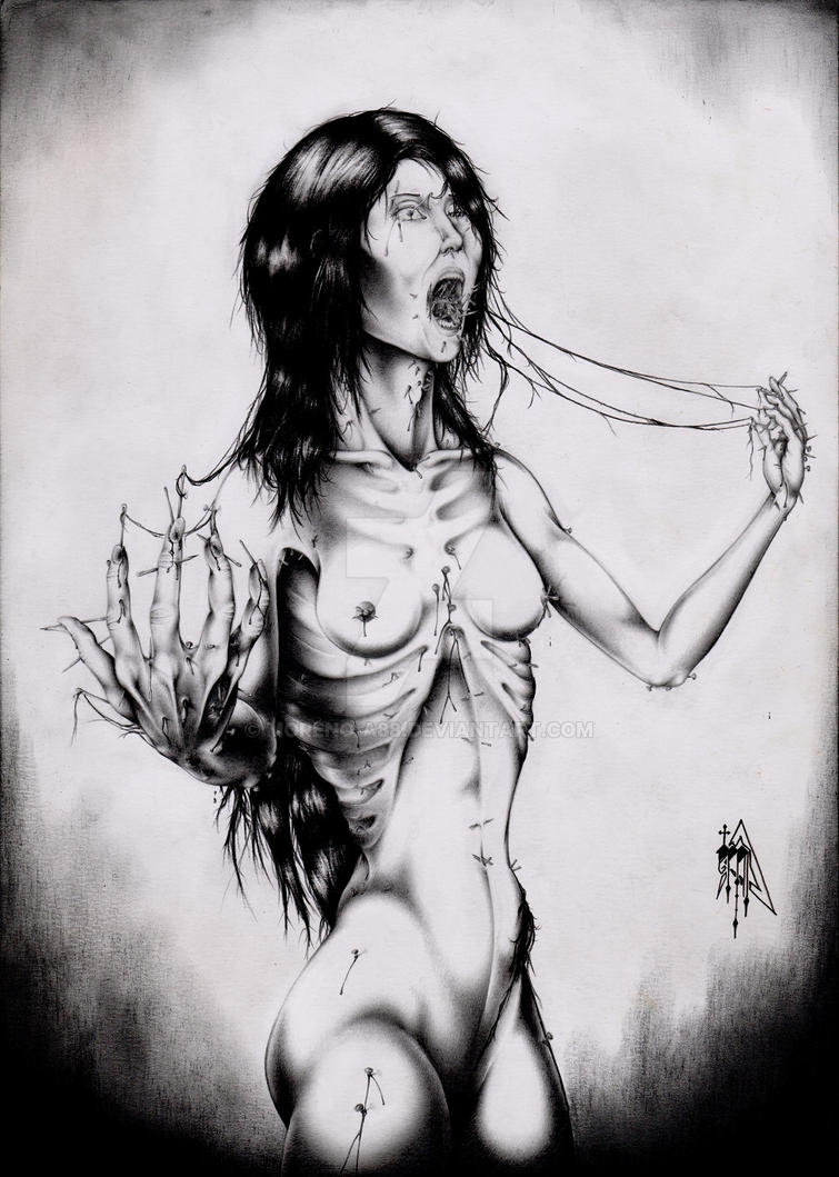 Voodoo Woman by Moreno-A88