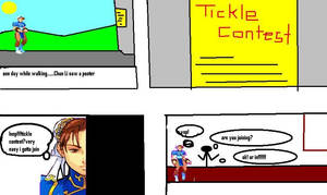 chun li tickle contest 1