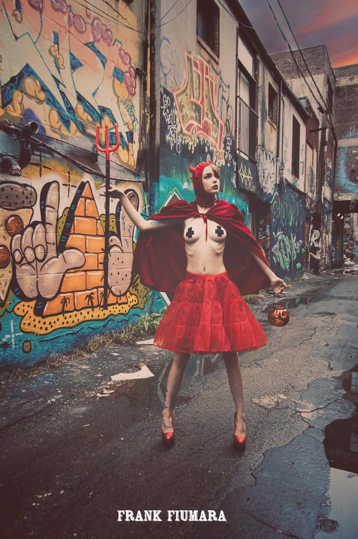 Devil Girl by Ghouldaddy