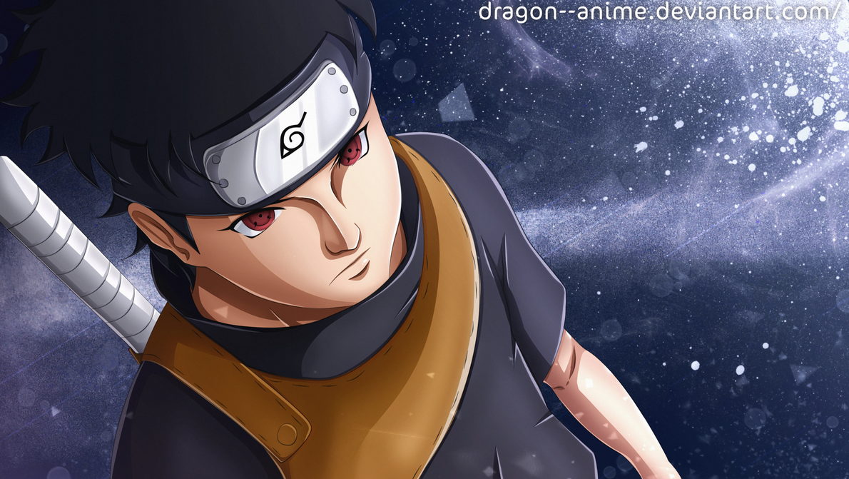 Shisui Uchiha   NARUTO SHIPPUDEN by Dragon--anime on ...