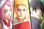 Naruto - Sasuke - sakura   NARUTO SHIPPUDEN [700
