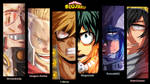 Boku No Hero Academia _ We Are Heroes _ Collab