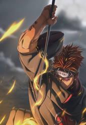 pain _ Naruto Shippuden by Dragon--anime