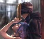 Obito and konan by Dragon--anime