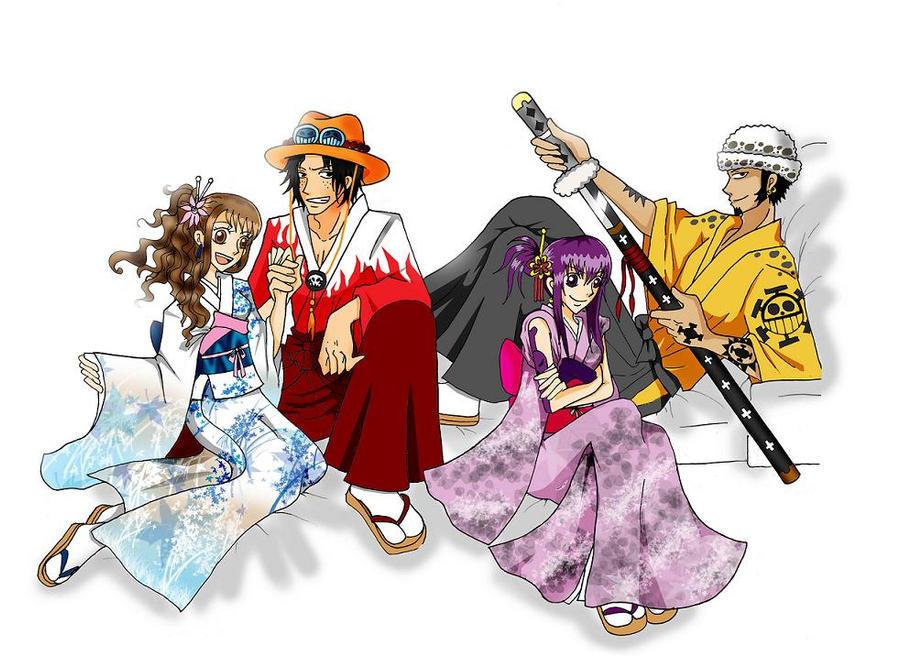 Image Result For Wallpaper Manga Kimonoa