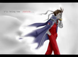 Mr.Justice by Pinkalala